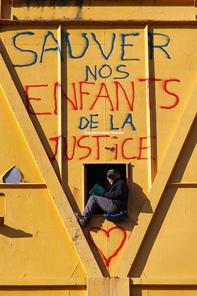 Serge Charnay. Photo by Laetitia Notarianni/ABACAPRESS.COM