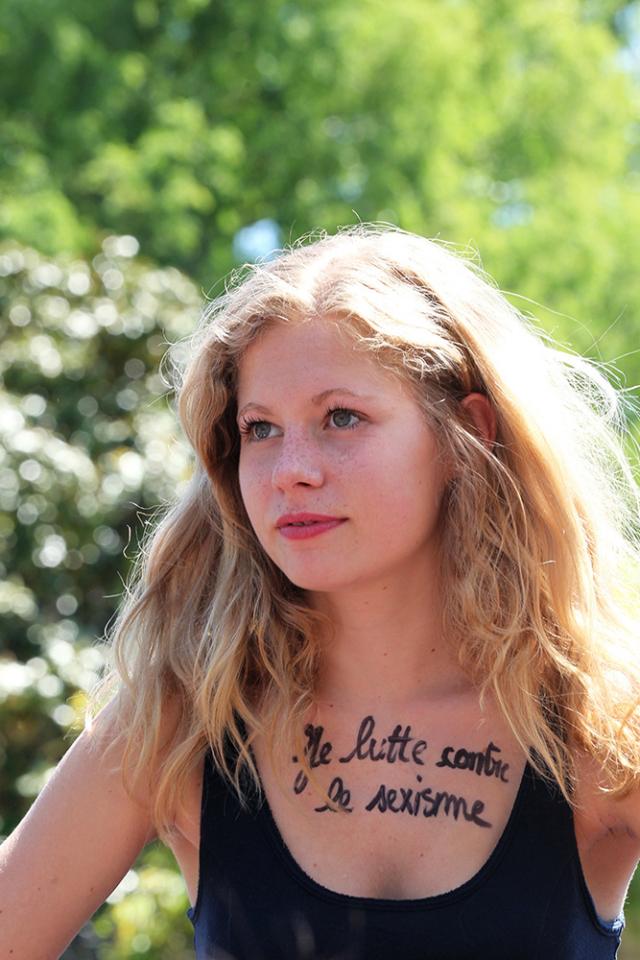 Journée de la jupe ©Laetitia Notarianni