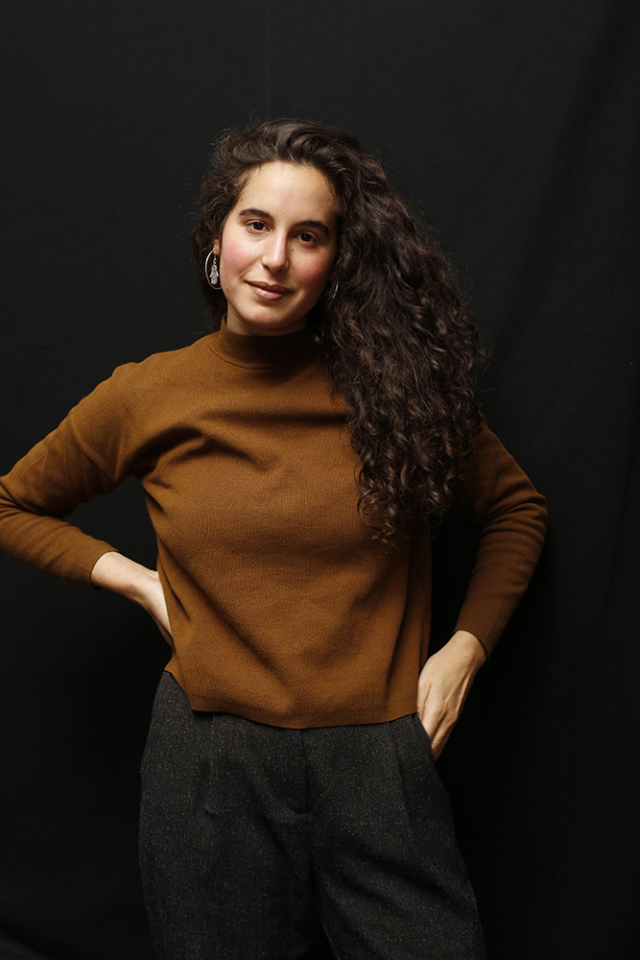 Louisa Lina Soualem ©Laetitia Notarianni